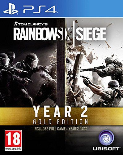 Ver Rainbow Six Siege Gold Season 2 Ps4