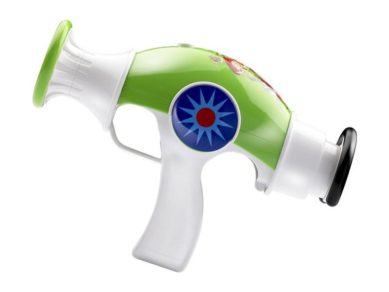 Ray Gun Toy Story Mania Wii
