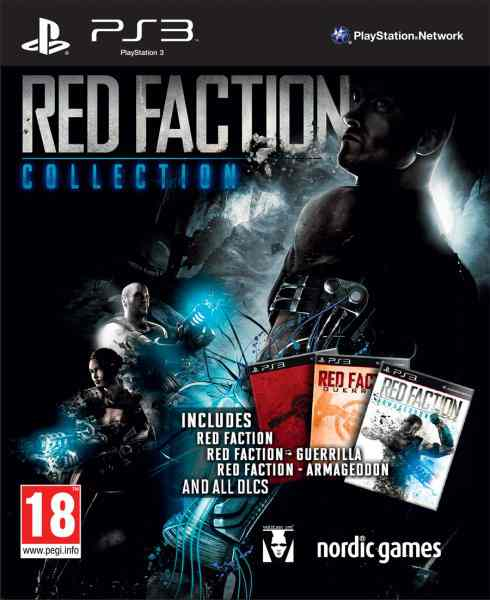Ver Red Faction Collection Ps3