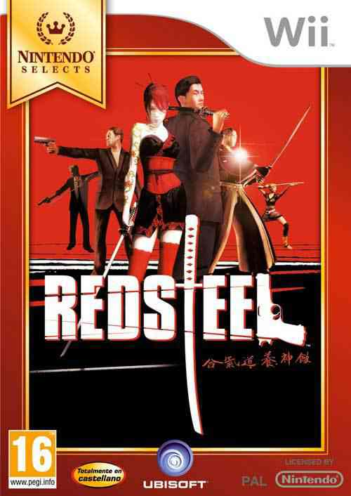 Red Steel Selects Wii