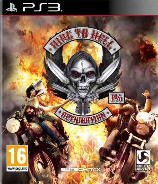Ver Ride To Hell Retribution Ps3