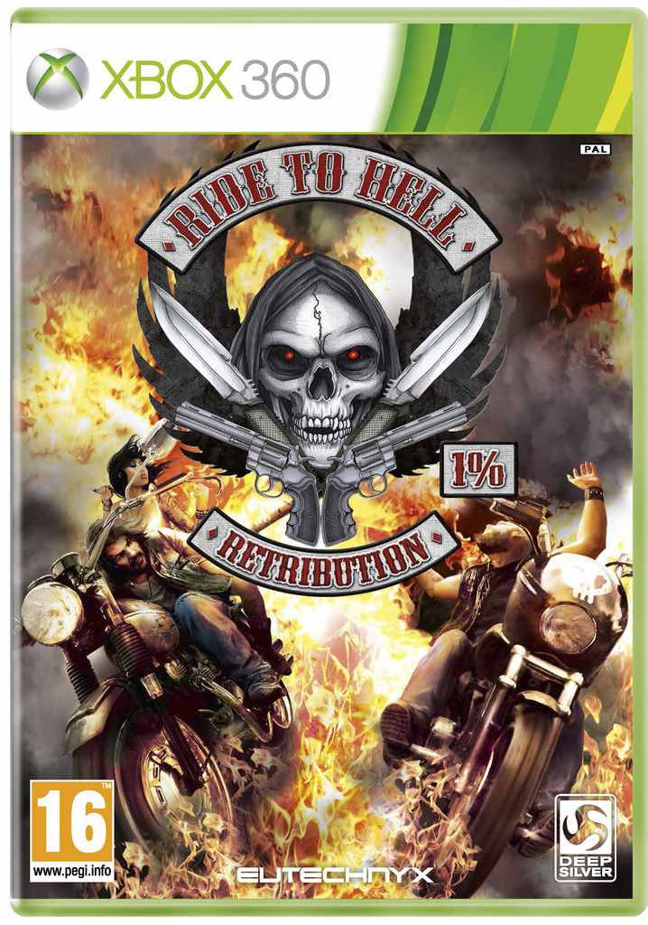 Ver Ride To Hell Retribution X360