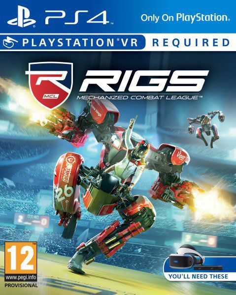 Ver Rigs Mechanized Com League PS4