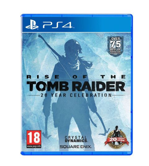Ver Rise Of The Tomb Raider 20 Aniversario Ps4