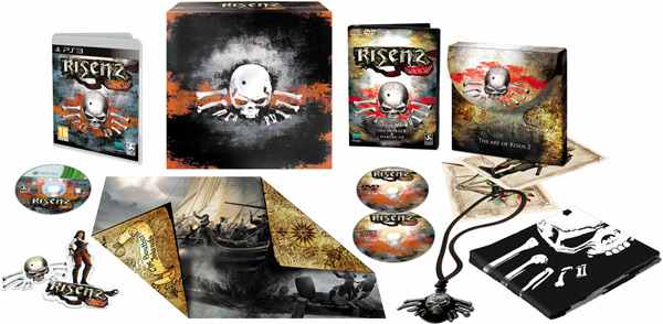 Ver Risen 2 Dark Waters Collectors Edition X360