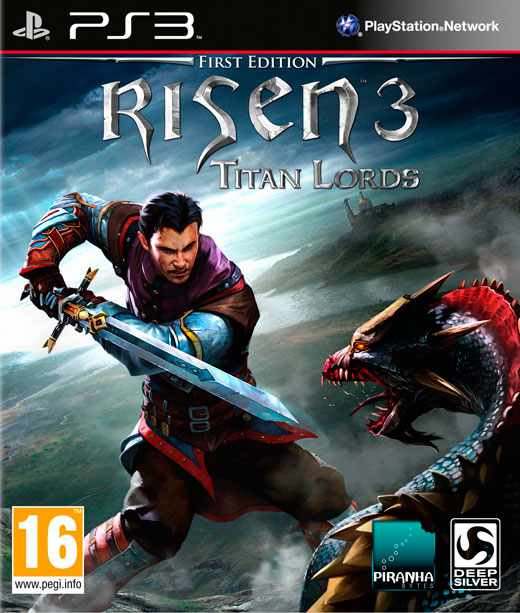 Ver Risen 3 Titan Lords Ps3