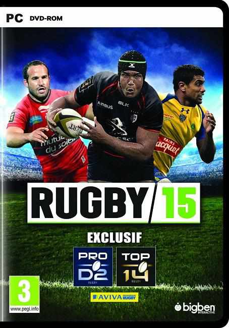 Ver Rugby 2015 Pc