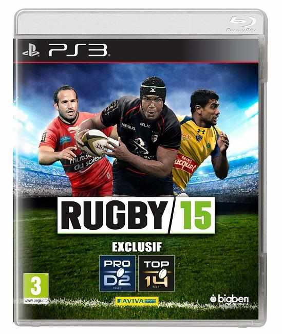 Ver Rugby 2015 Ps3