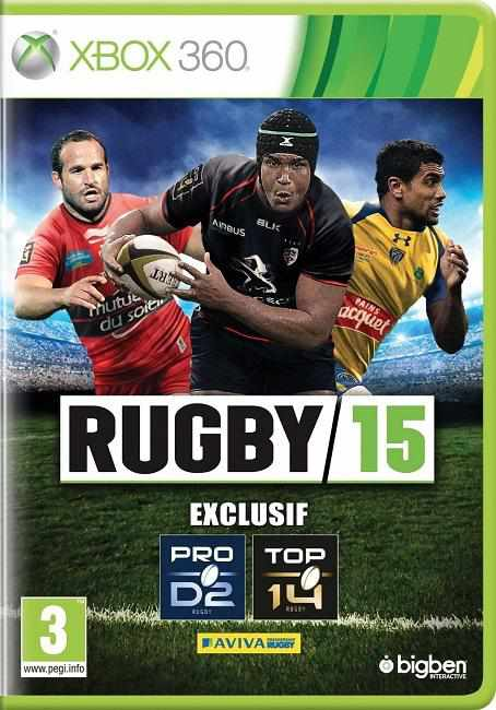 Ver Rugby 2015 X360