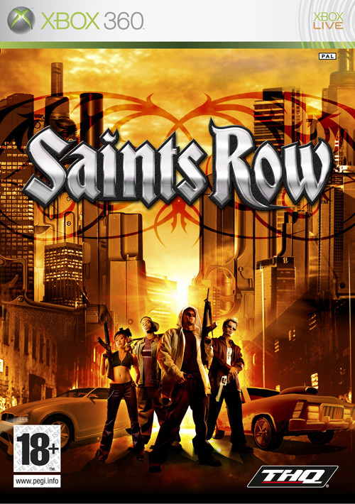 Saints Row Classic X360
