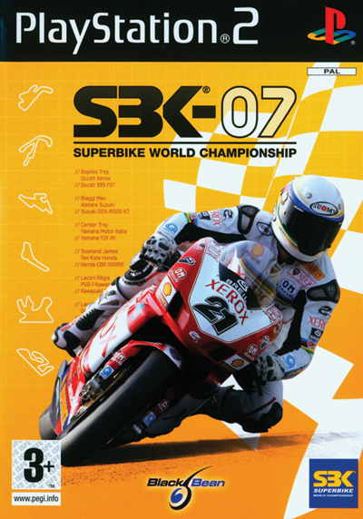 Sbk 07 Superbike World Championship Ps2
