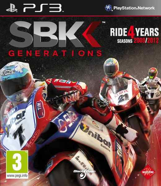 Sbk Generations 2012 Ps3