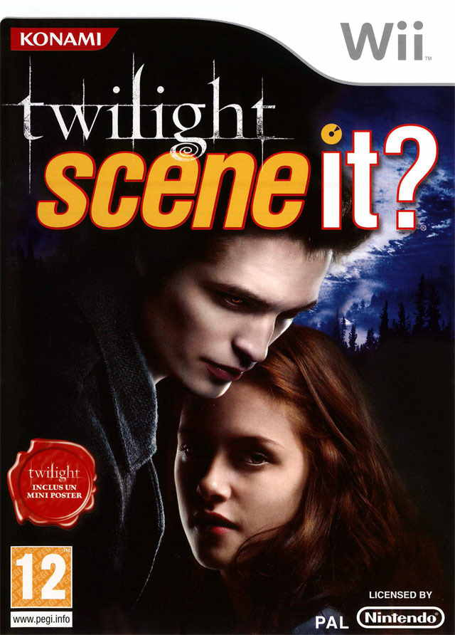 Ver SCENE IT TWILIGHT WII
