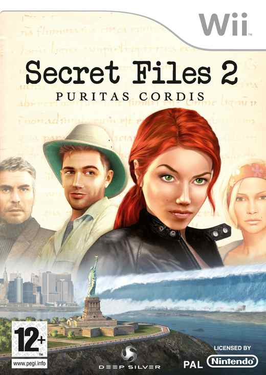 Secret Files 2 Puritas Cordi Wii