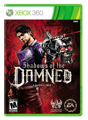 Shadows Of The Damned X360