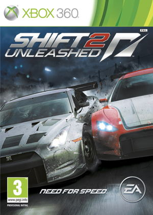 Shift 2 Unleashed X360