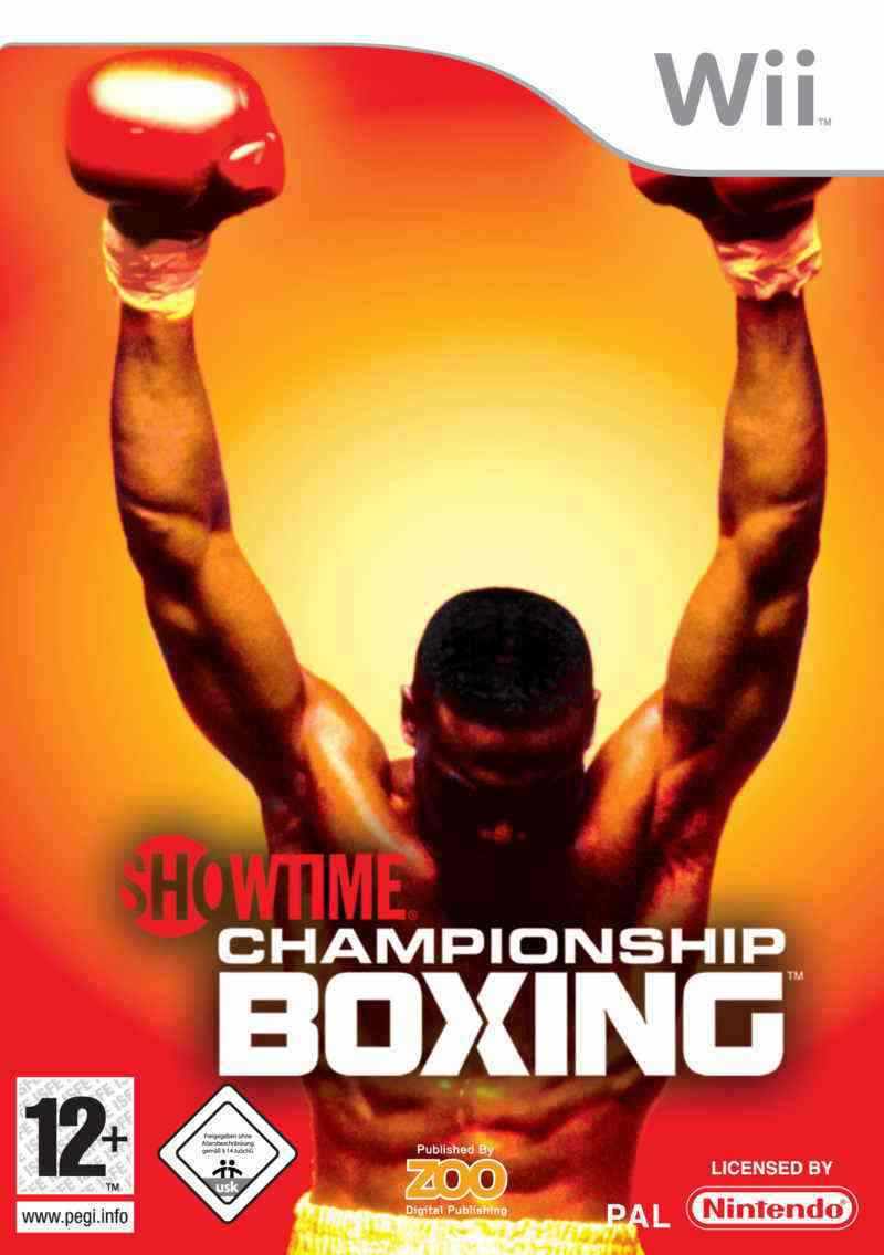 Ver SHOWTIME CHAMPIONSHIP BOXING WII