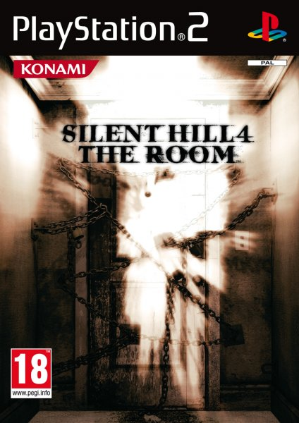 Silent Hill 4 Ps2