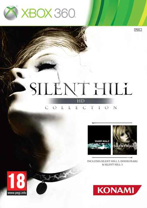 Silent Hill Hd Colletion X360