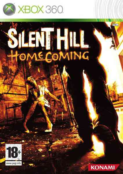 Silent Hill V - Homecoming X360