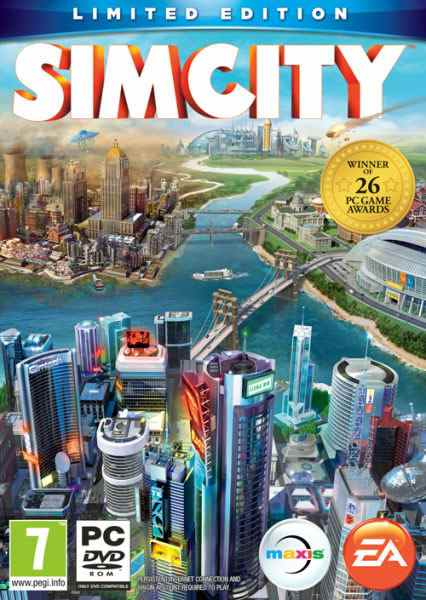 Simcity Limited Edition Pc
