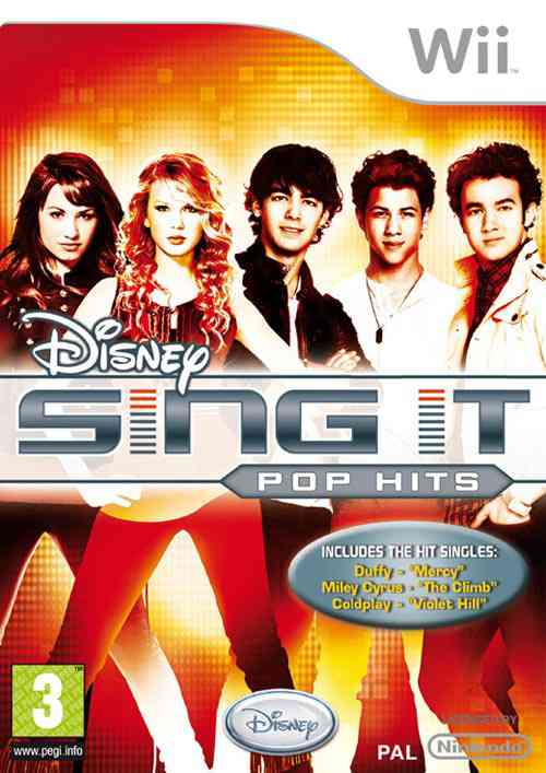 Ver SING IT POP HITS 3 WII