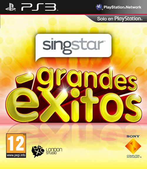 Singstar Grandes Exitos Ps3
