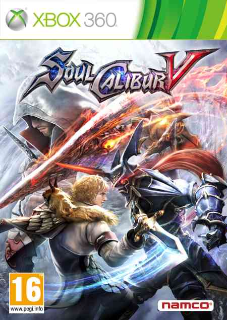 Soul Calibur 5 X360