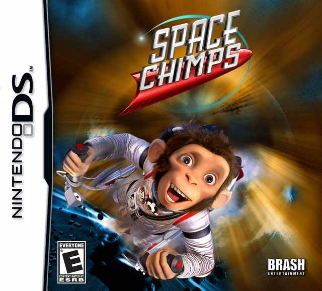 Ver SPACE CHIMPS NDS