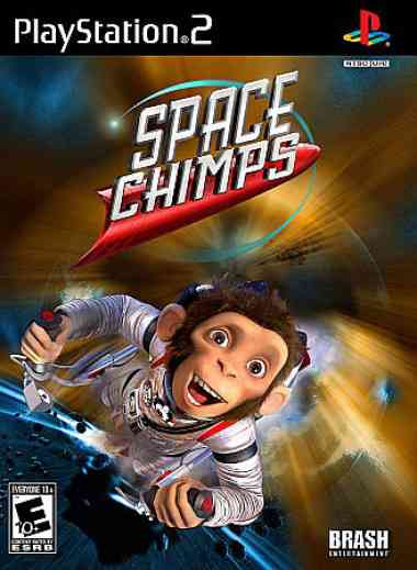 Ver SPACE CHIMPS PS2