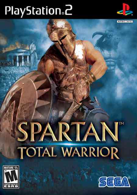 Spartan Total Warrior Ps2