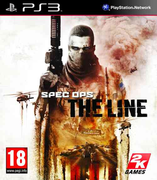 Specs Ops  The Line Ps3