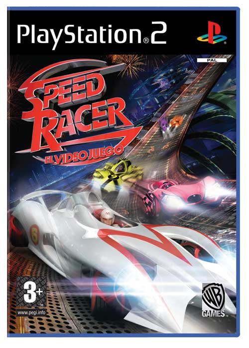 Ver SPEED RACER PS2