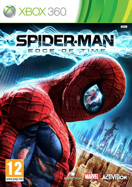Spider-man Edge Of Time X360