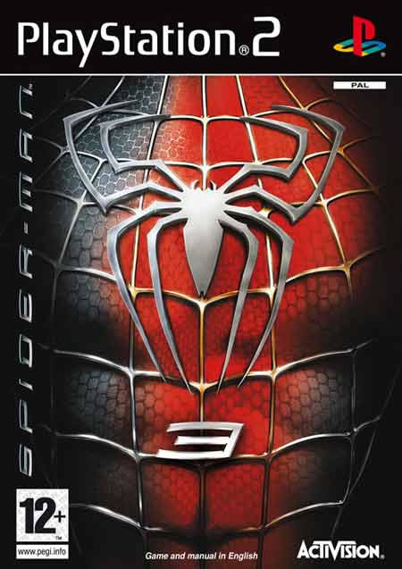 Spiderman 3 Ps2