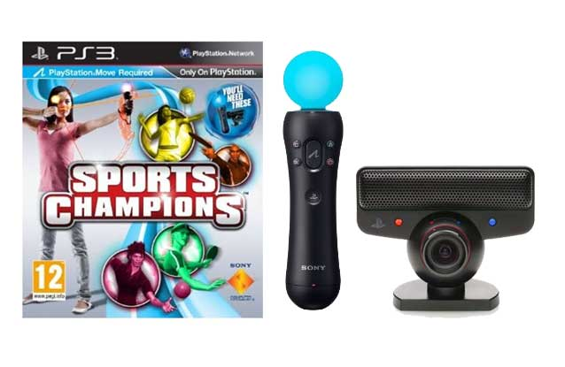 Sports Champion   Camara   Move Ps3