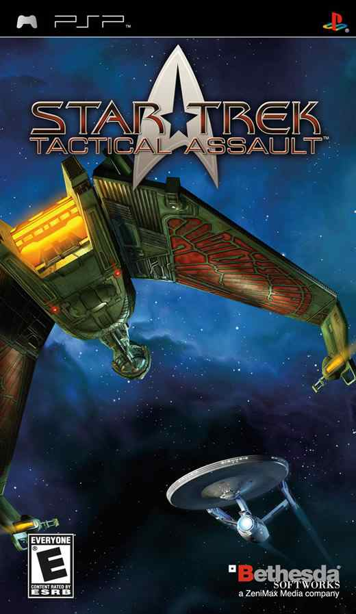 Ver STAR TREK TACTICAL ASSAULT PSP
