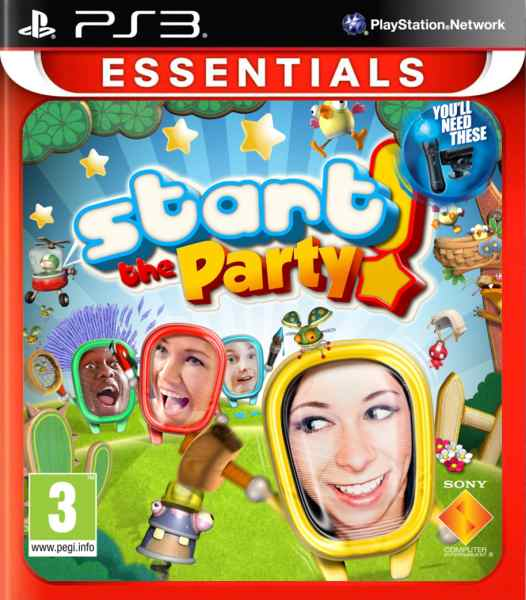 Start The Party Esn Ps3