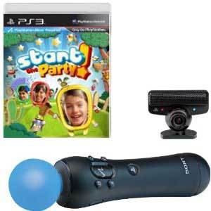 Start The Party Save The World Motion Controller Camara Ps3