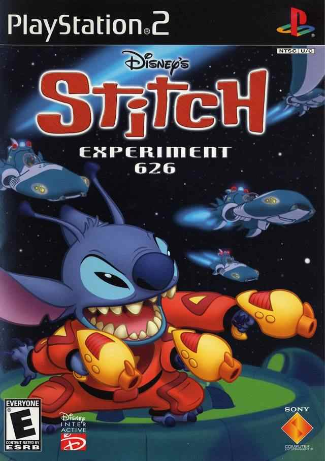 Stich Experiment 626 Ps2