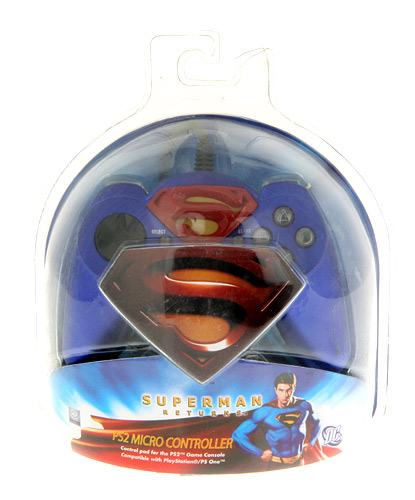 Superman Micro Controller Ps2 Hn