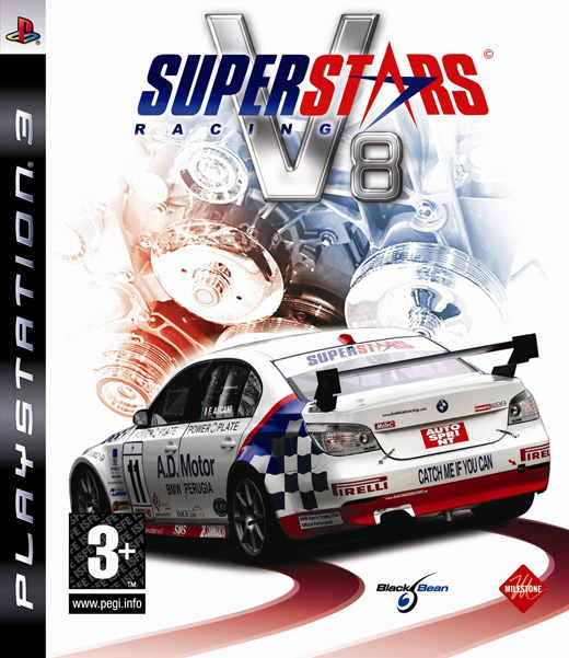 Ver SUPERSTARS V8 RACING PS3