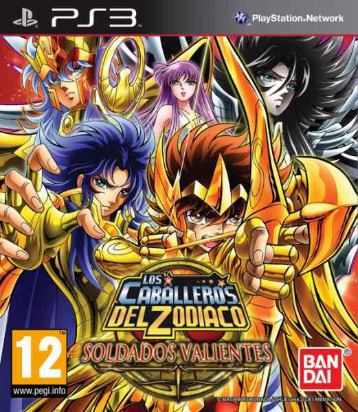 Saint Seiya Brave Soldiers Ps3