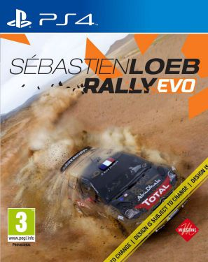 Ver Sebastien Loeb Rally Evo Ps4