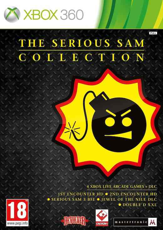 Serious Sam Collection X360