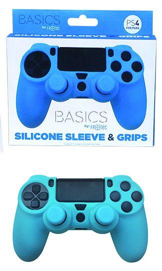 Silicone Sleeve  Grips Azul Freetec