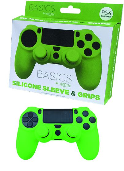 Silicone Sleeve  Grips Verde Freetec