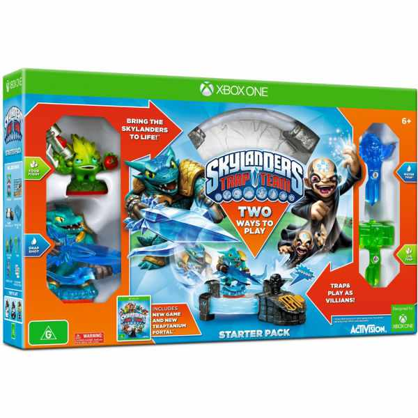 Ver Skylanders Trap Team Xbox One