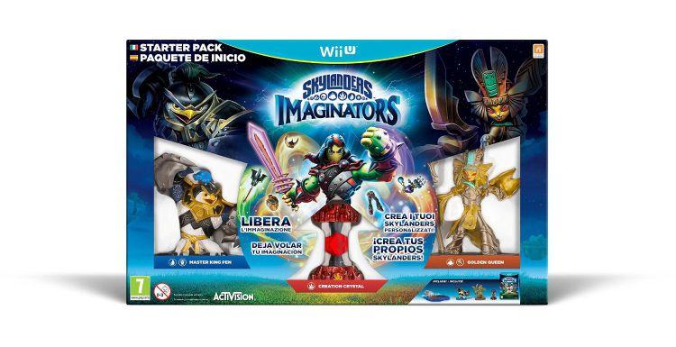 Ver Skylanders Imaginators Wiu