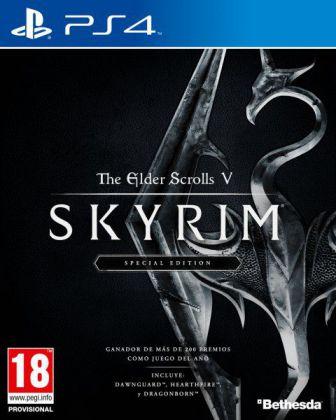 Ver Skyrim Special Edition Ps4